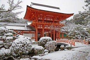Neige au Japon 01