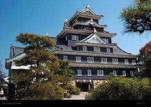 Okayama château 01