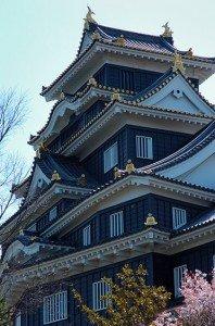 Okayama château 02