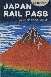 Tokyo JR pass ordinary 01 bis