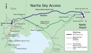 Narita Express de JR