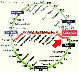 Tokyo Yamanote 01