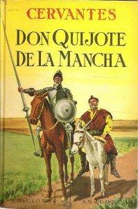 Dom Quijote et Sancho Pansa par Cervantès Album 01