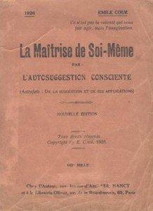 Edition de la méthode Coué de 1926