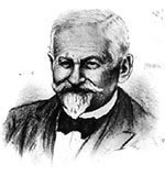 Emile Coué de la Châtaigneraie 1857-1926